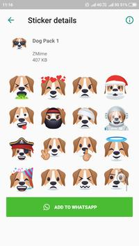 WAStickerApps Stickers Pack for Whatsapp 2019 screenshot 5