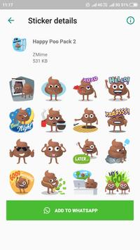 WAStickerApps Stickers Pack for Whatsapp 2019 screenshot 6