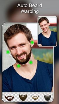 Beard Photo Editor - Beard Cam Live screenshot 3