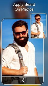 Beard Photo Editor - Beard Cam Live screenshot 2