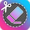 Вырезать Вставить Фото и Видео Рамки иконка