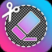 Knip foto's en videoframes knippen-icoon