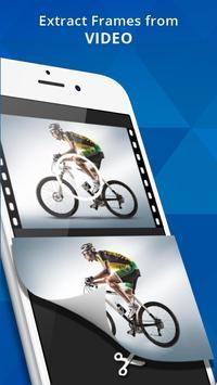 Knip foto's en videoframes knippen-poster