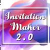 Uitnodiging Maker-icoon