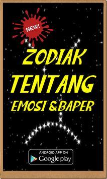 Zodiak Tentang Emosi Dan Baper poster