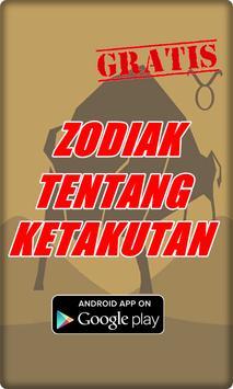 Kumpulan Zodiak Tentang Ketakutan poster