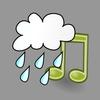 Sons de pluie Détendez-vous icône