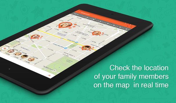 Zoemob Family Locator screenshot 7