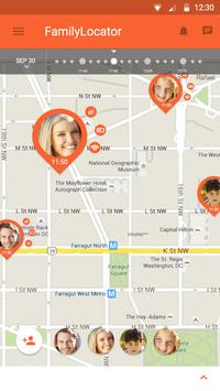 Zoemob Family Locator screenshot 4