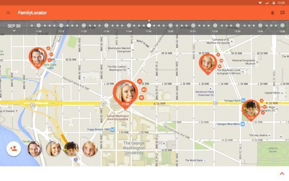 Zoemob Family Locator screenshot 6