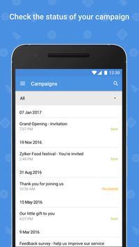 Zoho Campaigns - Email Marketing screenshot 4