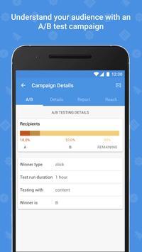 Zoho Campaigns - Email Marketing screenshot 3