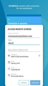 Remote Desktop & Remote Access - Zoho Assist imagem de tela 7