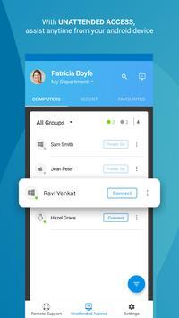 Remote Desktop & Remote Access - Zoho Assist imagem de tela 1