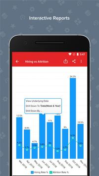 Zoho Analytics screenshot 3