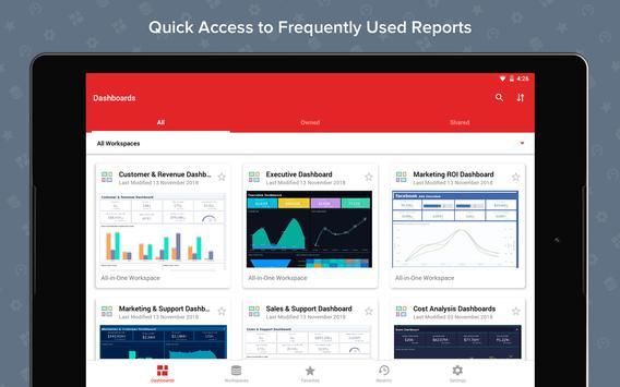 Zoho Analytics screenshot 5