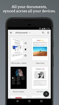 Zoho Writer - Document Editor ảnh chụp màn hình 4