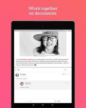 Zoho Writer - Document Editor ảnh chụp màn hình 6