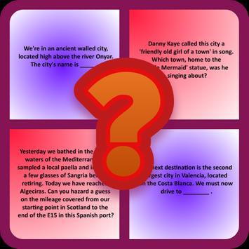 General Culture IQ Quiz poster
