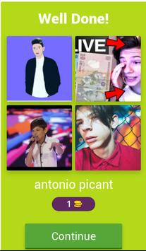 4 POZE UN YOUTUBER! screenshot 3