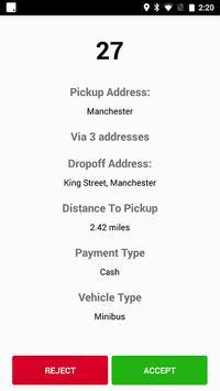 Cabs.com Driver screenshot 2