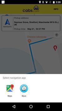 Cabs.com Driver screenshot 6