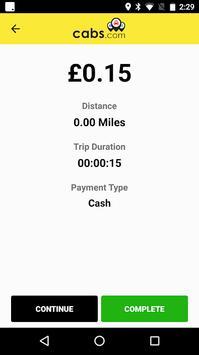 Cabs.com Driver screenshot 7