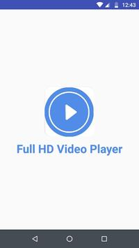 Full HD Video Player 2019 All Format poster
