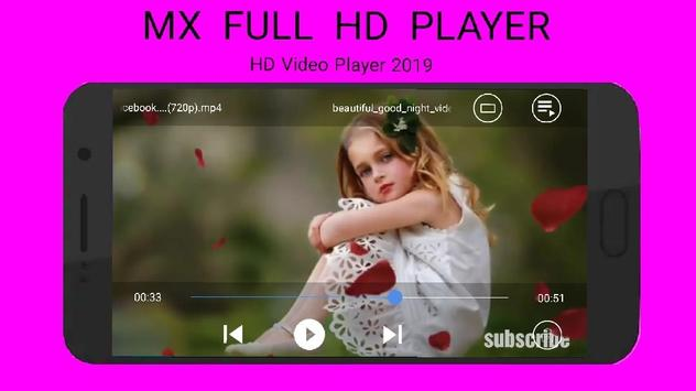 MX Full HD Player screenshot 2