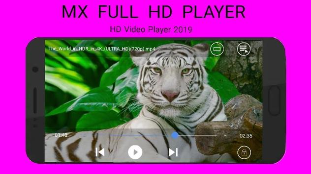 MX Full HD Player screenshot 4