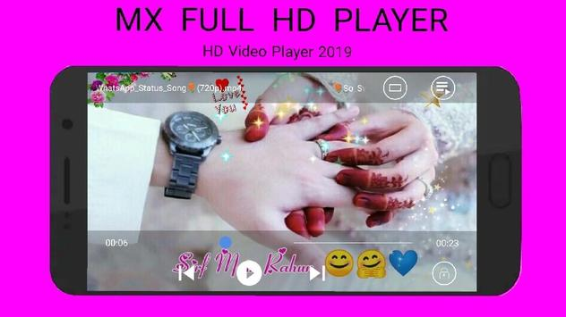 MX Full HD Player screenshot 6