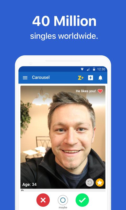 zoosk mobile app android
