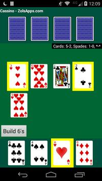 Cassino Card Game screenshot 6