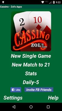 Cassino Card Game screenshot 8