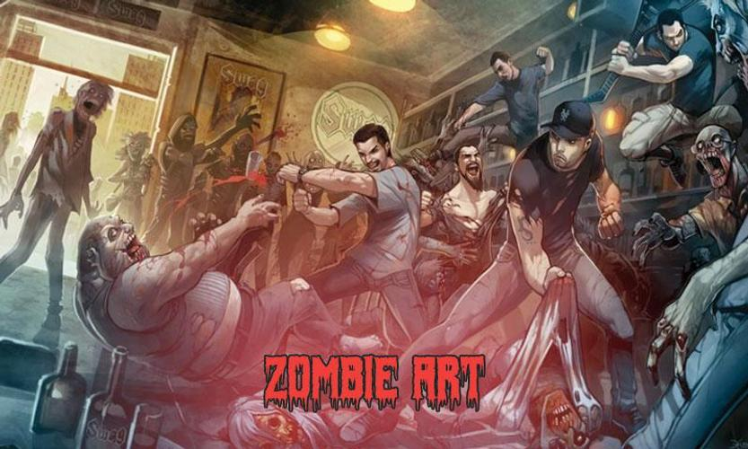 Zombie Art For Android Apk Download