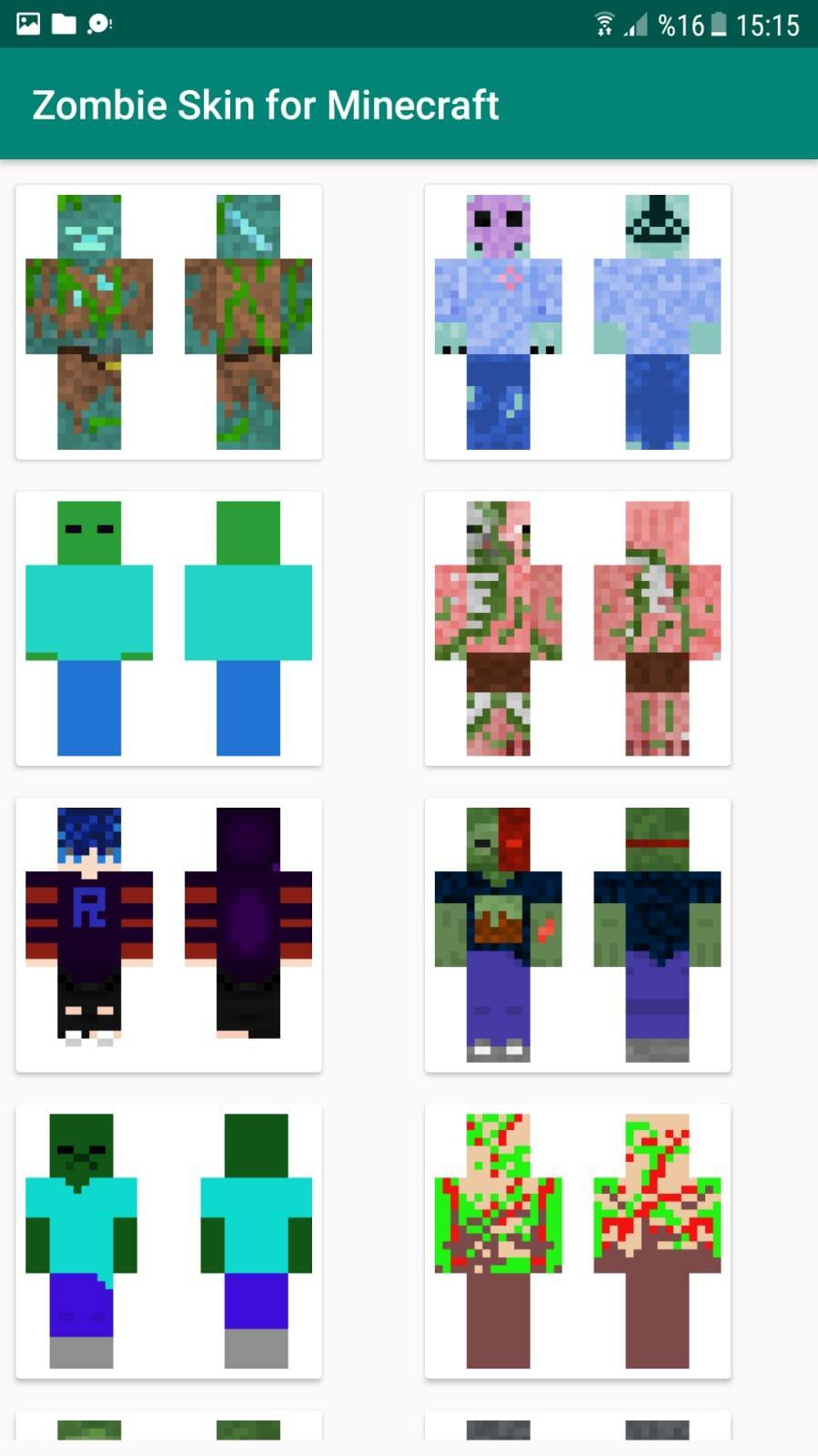 Zombie Skin for Minecraft for Android - APK Download