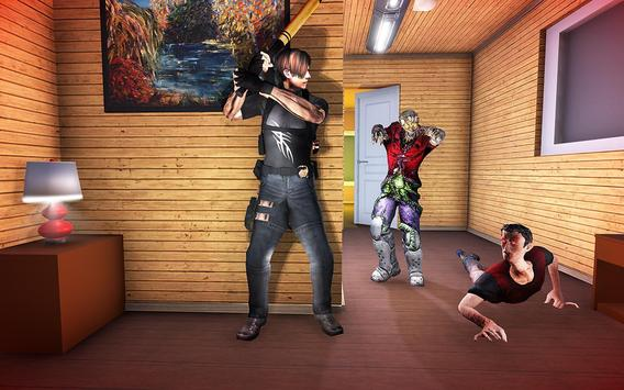 Zombie Shooting Attack screenshot 22