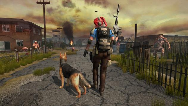 Zombie Shooting Attack screenshot 16