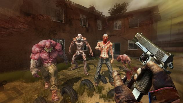 Zombie Shooting Attack screenshot 1