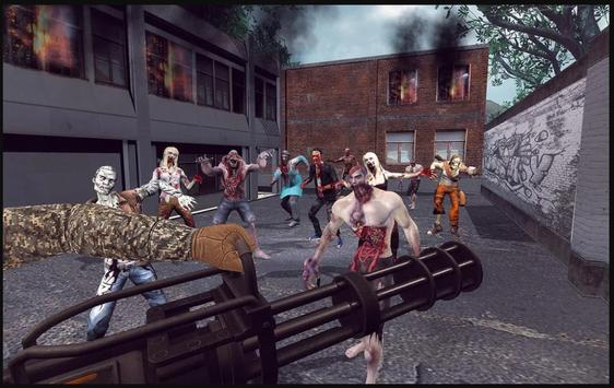 Zombie Shooting Attack screenshot 2