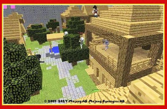 Zombie Runners - Survival maps for Minecraft pe screenshot 1