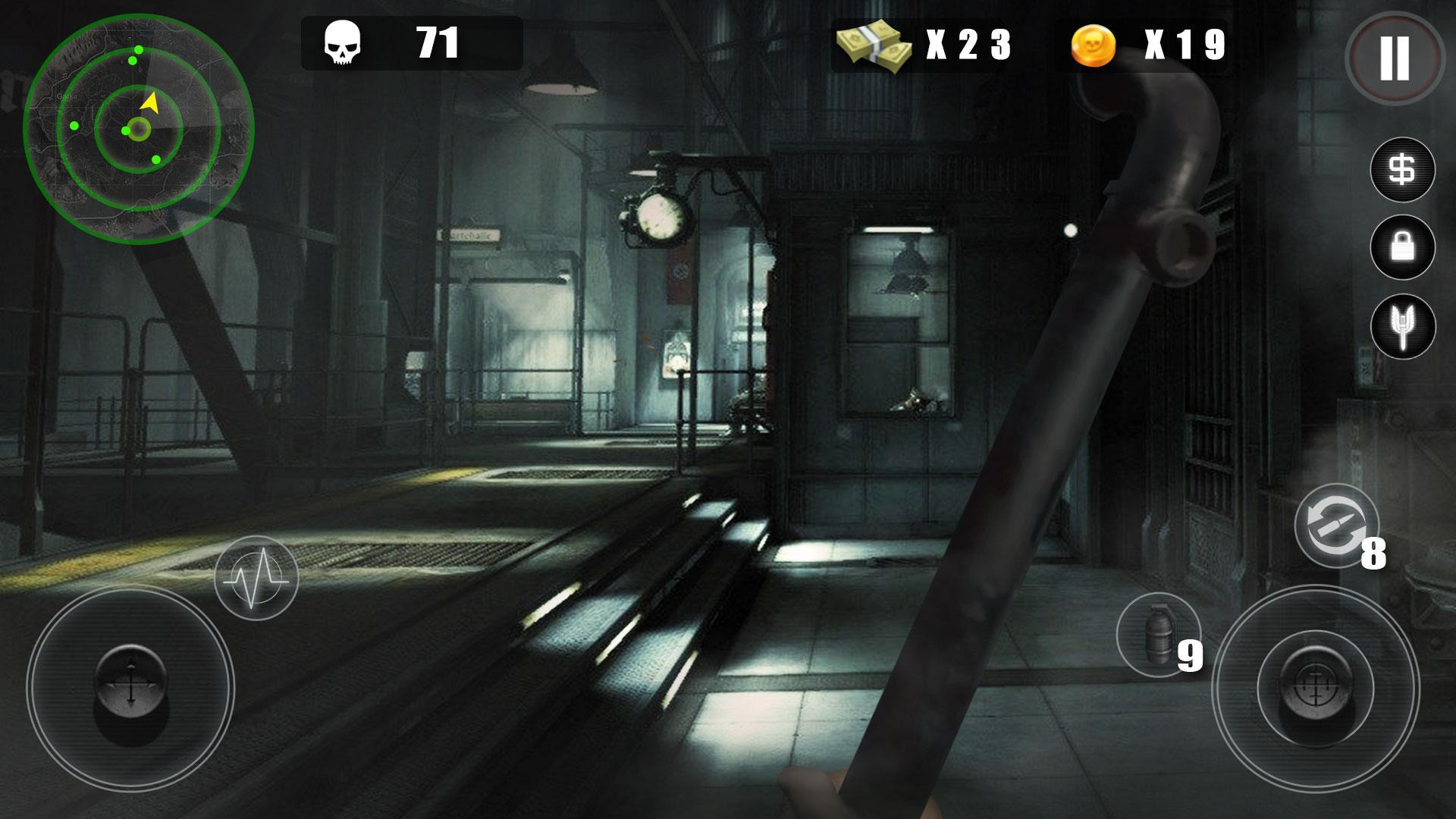 Zombie Hitman for Android - APK Download