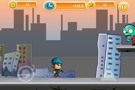 Zombies Battle screenshot 1