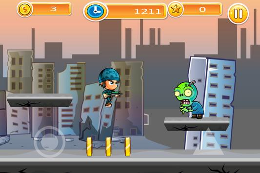 Zombies Battle screenshot 2