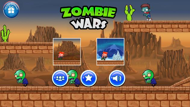 Zombie War : Shooting Games poster