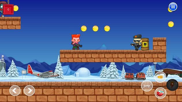 Zombie War : Shooting Games screenshot 18