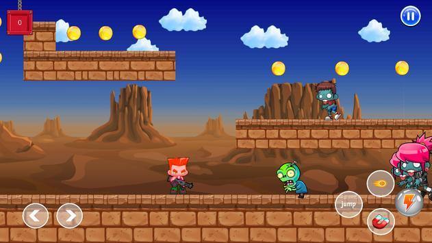 Zombie War : Shooting Games screenshot 2