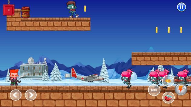Zombie War : Shooting Games screenshot 8