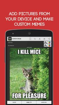 Meme Generator (old design) screenshot 7