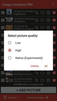 Image Combiner screenshot 2